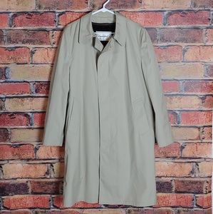 🔥Like New! Clipper Mist Trench Coat w/liner